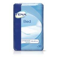 Впитывающие простыни tena bed normal, 60х60см, 30 шт