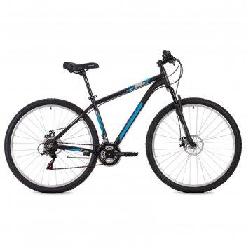 Велосипед 29 foxx atlantic d, 2020, цвет черный, размер 18