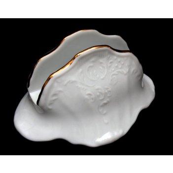 Салфетница 12см бернадот белый 311011