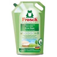 Жидкое средство для стирки frosch алое вера, концентрат, 2л