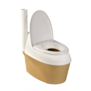 Торфяной туалет piteco 505