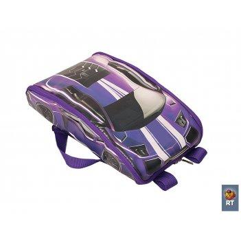 Рюкзак тачки для велосипедов и самокатов violet