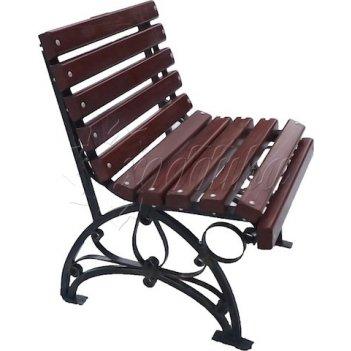 Кресло садовое «флора» 0,6 м