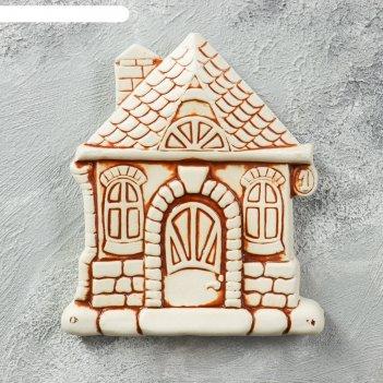 Сувенир-подвесной для изготовления оберега дом