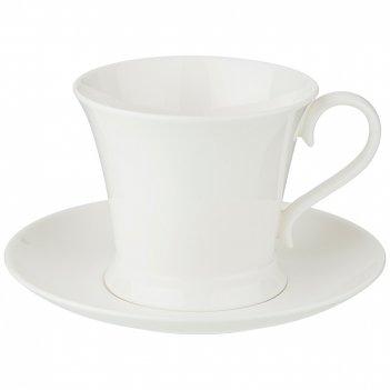 Чайный набор silk на 1пер. 2пр. 400мл (мал.уп.2наб/кор=12наб.)