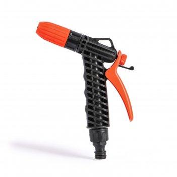 Пистолет поливочный жук с фиксатором под коннектор