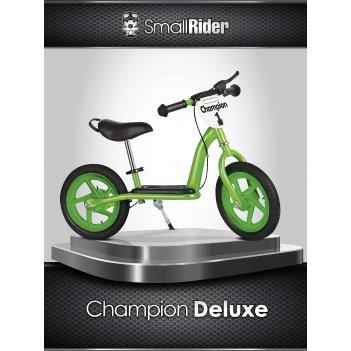Велокат small rider champion deluxe 2015 зеленый