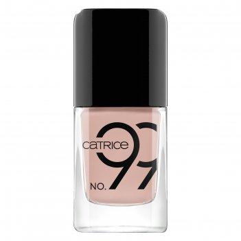 Лак для ногтей catrice iconails gel lacquer, 99 sand in sight! песочно-роз