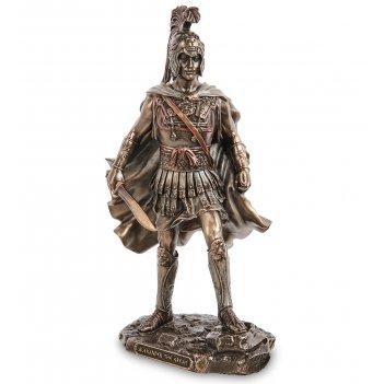 Ws-1081 статуэтка «александр македонский»