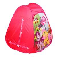 Игровая палатка my little pony, 81*91*81см, в сумке