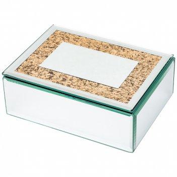 Шкатулка коллекция luxury 16*12*6 см (кор=24шт.)