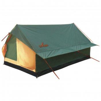 Палатка bluebird 2 (v2), 205 х 120 х 100 см, зелёный