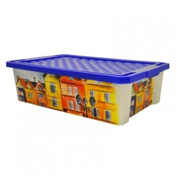 Ящик для хран.bq2585гргород30л.