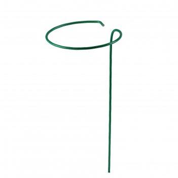 Кустодержатель для клубники, d = 15 см, h = 25 см, ножка d = 0,3 см, метал