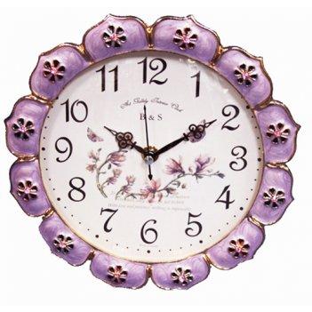 Настольные часы b&s jh-t014 purple