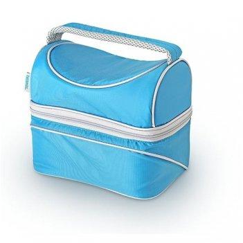 Сумка-термос pop top dual blue, 6,5л