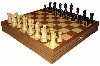 Rtc-2720 шахматы классические стандартные деревянные утяжеленные