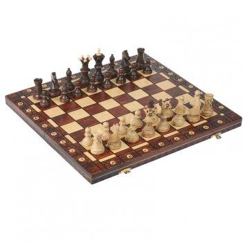 Шахматы амбассадор, wegiel