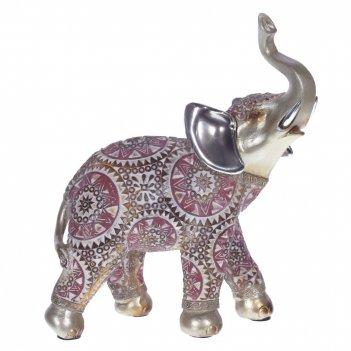Фигурка декоративная слон, l16 w7 h20 см