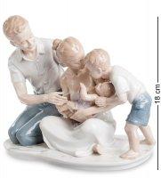 Jp-15/53 статуэтка семья (pavone)