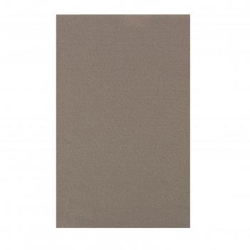 Фетр soft набор 10 листов, 1мм, 21х29,7 см (серый)