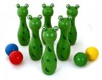 Боулинг забавные лягушата