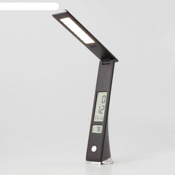 Настольная лампа business 5вт led 4200к чёрный