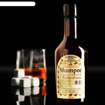 Шампунь-кондиционер для волос морская свежесть хеннеси, 450 мл