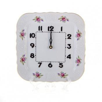 Часы настенные 26см. полевой цветок 5309011