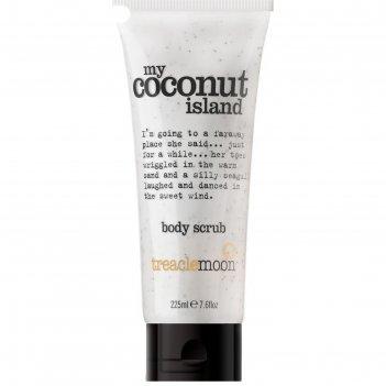 Скраб для тела treaclemoon «кокосовый рай», 225 мл