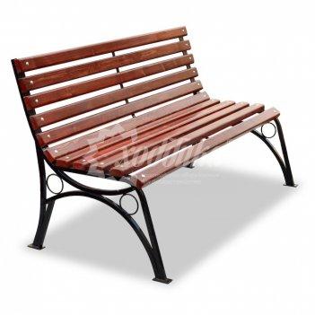 Скамейка «бульвар» без подлокотников кресло