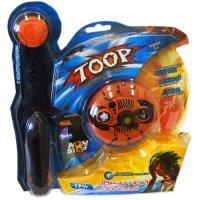 Волчок с контроллером toop single set звёздный торнадо: боевой волчёк