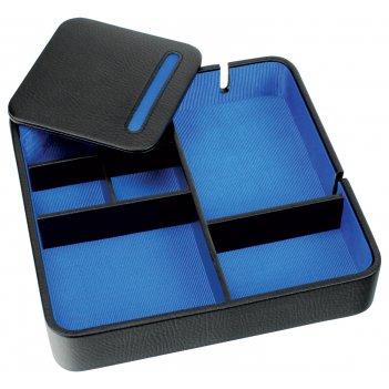 Lc designs 70840 современный открытый бокс для бумажника, запонок и аксесс