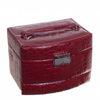 Шкатулка-автомат для украшений, l15.5 w12 h12.5 см