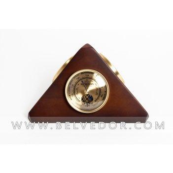 Барометр погодникъ, пирамида  диам. 70х210х110 мм