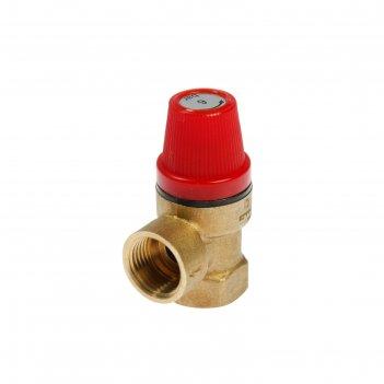 Клапан предохранительный стм термо, внутренняя/внутренняя резьба 1/2, 6 ба