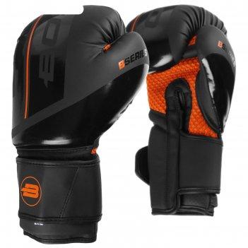 Перчатки боксерские boybo b-series, флекс, оранжевый (8 oz)