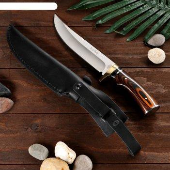 Нож охотничий казбек