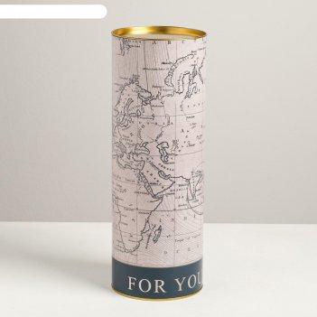 Тубус под бутылку for you,  10 х 34  см