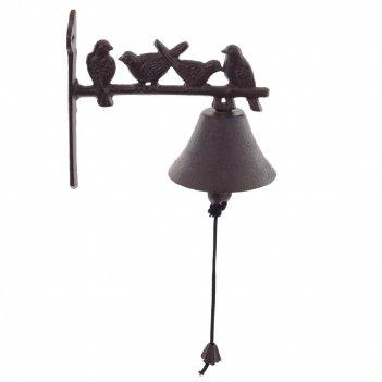 Дверной колокольчик птицы, l19,5 w10,5 h18 см