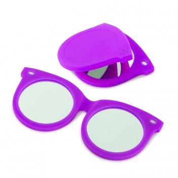 фиолетовые зеркала