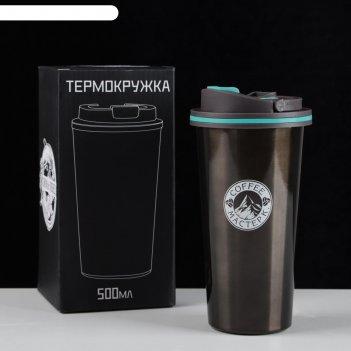 Термокружка мастер к., 500 мл, сохраняет тепло 6 ч