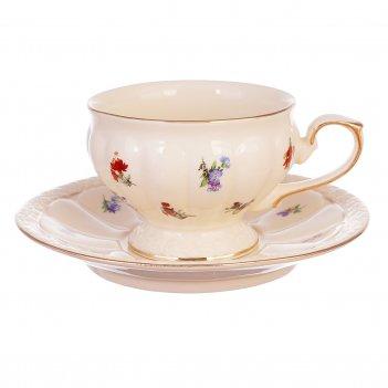 Набор чайных пар мария slon (6 пар)