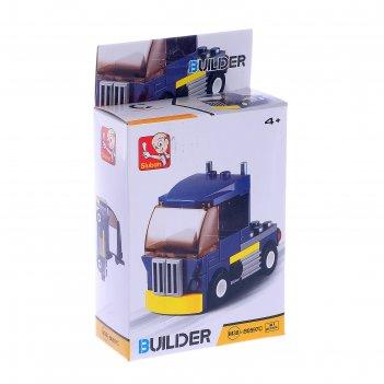Конструктор транспорт грузовик, 51 деталь