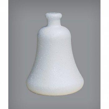 Форма из пенопласта, колокольчик, h. 6 x ? 4,5см