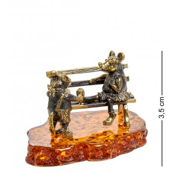 Елка декор настенная 50 см серебро