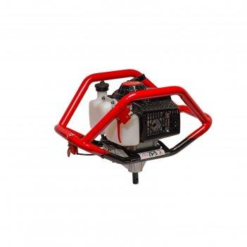 Мотобур ada ground drill-8 а00374, бензиновый, 2т, 3.26 л.с., 2.4 квт, d=2