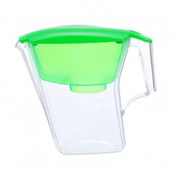 Фильтр для воды арт, цвет зеленый