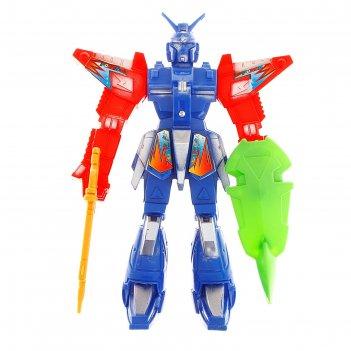Робот космический рыцарь, микс