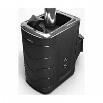 Печь банная термофор гейзер 2014 inox дн зк то антрацит